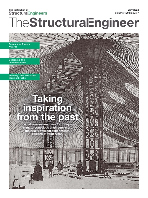 Click here to read the latest edition of The Structural Engineer