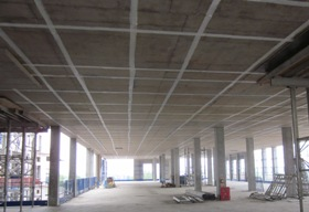 Post Tensioned Suspended Floors