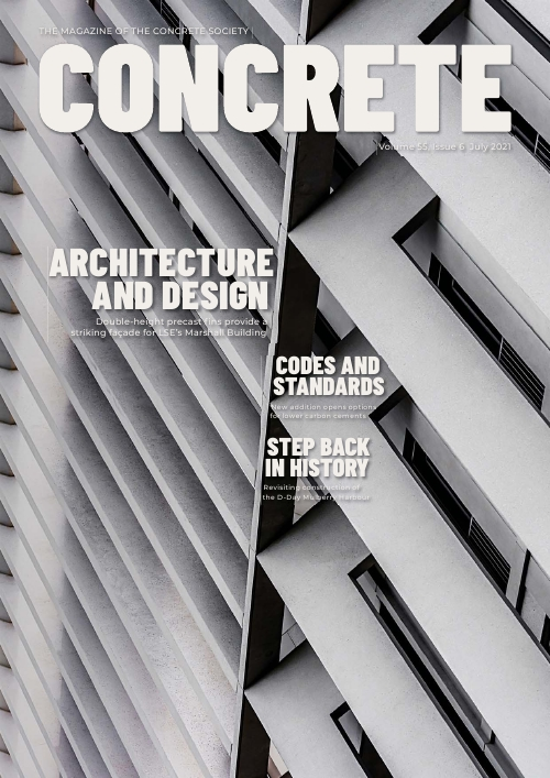 Click here to read the latest edition of Concrete