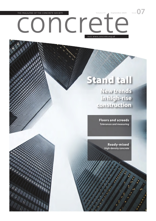 Click here to read the latest edition of Concrete Engineering International